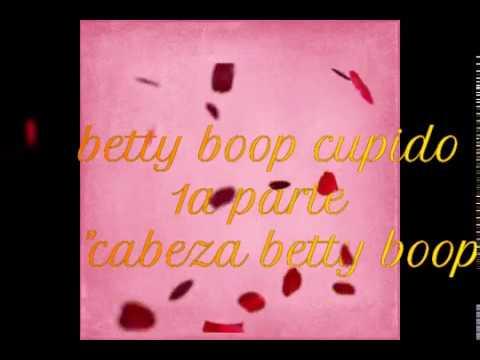 Cabeza Betty Boop