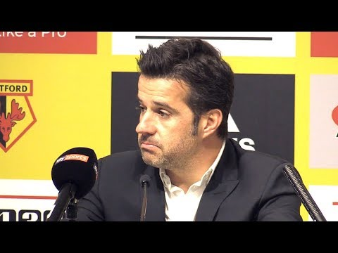 Watford 2-0 West Ham - Marco Silva Post Match Press Conference - Premier League #WATWHU