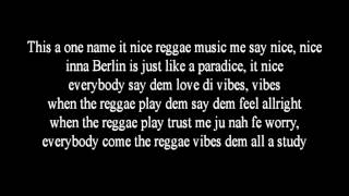 Seeed - Dickes B ( Lyrics)