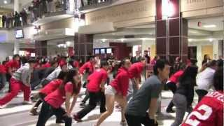 Gangnam Style Flashmob at Ohio Union