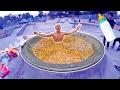 GIANT CEREAL BATH CHALLENGE! (IN PUBLIC)