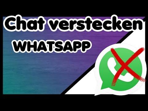WhatsApp Tipps Und Tricks - WhatsApp Chat Verstecken - WhatsApp Chat Archivieren
