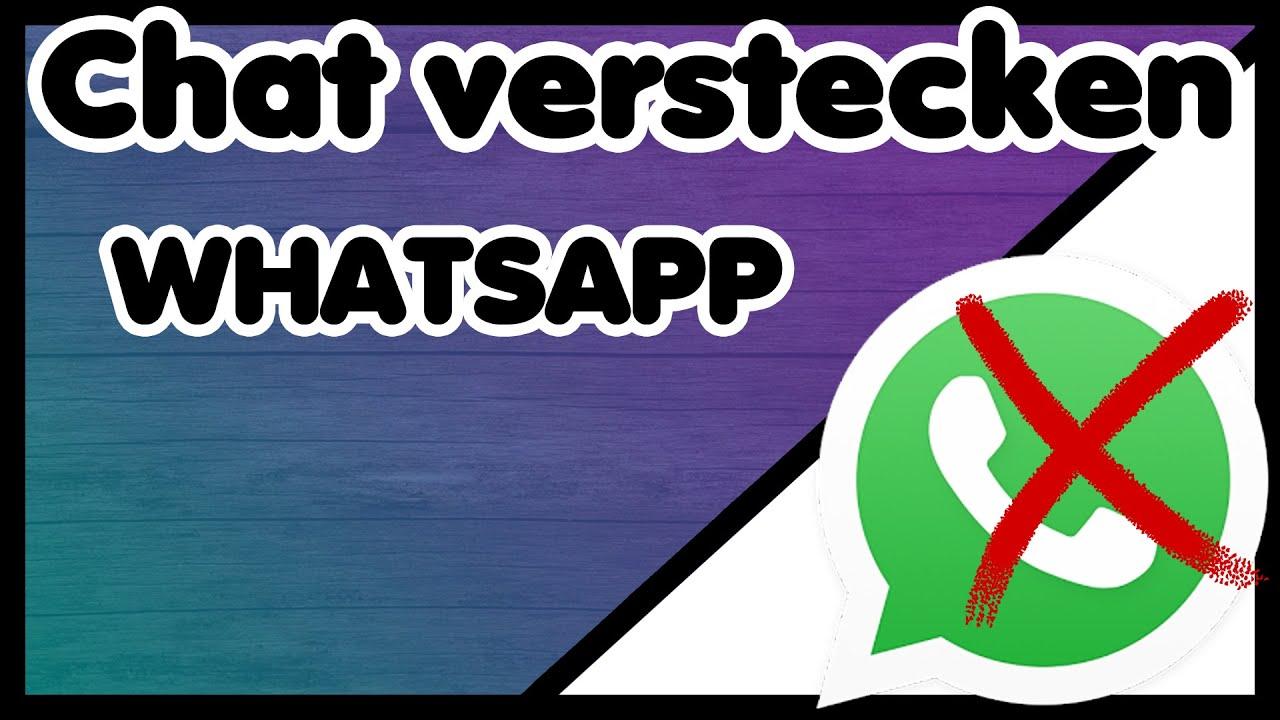 Whatsapp Tipps Und Tricks Whatsapp Chat Verstecken Whatsapp Chat