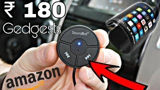 3 New Cool Hi Tech Gadgets In india you Should Buy Amazon 🌏Hi Technology GADGETS by ATW