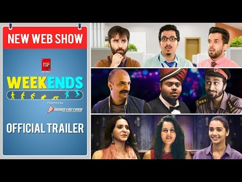 TSP's Weekends   Clean Official Trailer   1st Episode on 28th September