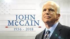 Funeral Service For Senator John McCain | NBC News
