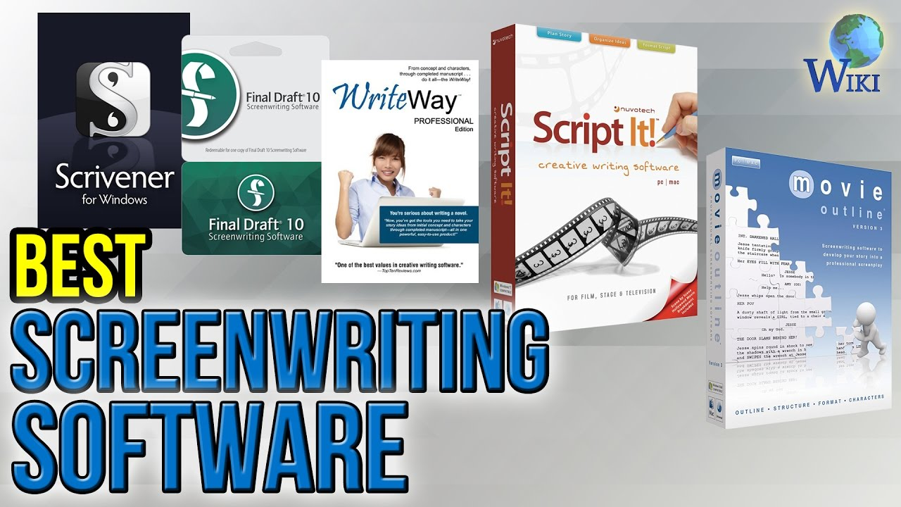 software creative writing