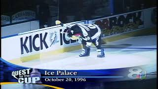 Tampa Bay Lightning 2004 Stanley Cup WFLA-TV Pre-Game Show-Game 1