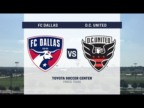 Development Academy Playoffs U-15/16: FC Dallas vs. D.C. United