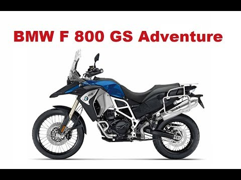 BMW F 800 GS Adventure - Test And Review
