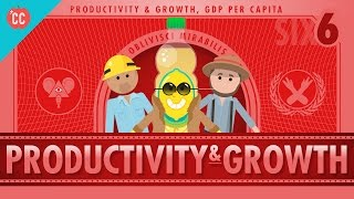 Productivity and Growth: Crash Course Economics #6