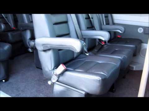 AutoElite SP11 And SP15 Sprinter Vans Livery Edition