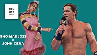 SHO MADJOZI - John Cena (Remix ft John Cena)