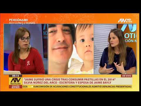 Silvia Nunez Del Arco Habla De Los Dificiles Momentos Que Atraveso Jaime Bayly Youtube He is the third of 10 children and is known as el niño terrible (the terrible boy). silvia nunez del arco habla de los dificiles momentos que atraveso jaime bayly