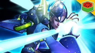 MOIRA AND THE KAME STYLE! | Overwatch