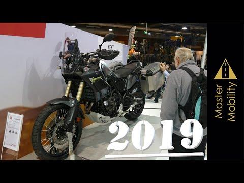 Yamaha Ténéré  () | Interview / Vorstellung | Berliner Motorrad Tage  | #Master