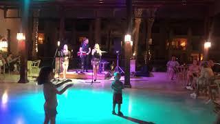 Веселый вечер в Джаз Ламайя Обзор отелей Марса Алам сайт oksana travel
