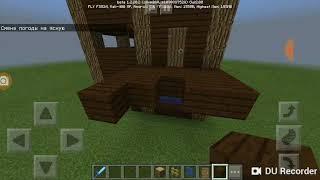 Как построить 2 этажный дом в майнкрафте