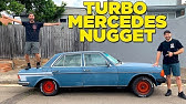 We Bought a Turbo Mercedes!! (Water/Methanol Injection)