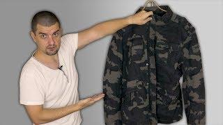 Тактическая куртка - ветровка Brandit Britannia Dark Camo c eBay!