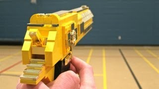 LEGO Golden Desert Eagle