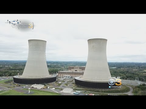 Exclusive Access Inside The Gates Of The Limerick Nuclear Power Plant