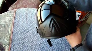 Unboxing OSBE Rufus Motorcycle Helmet