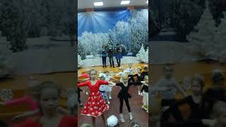 Открытый урок Бальные танцы