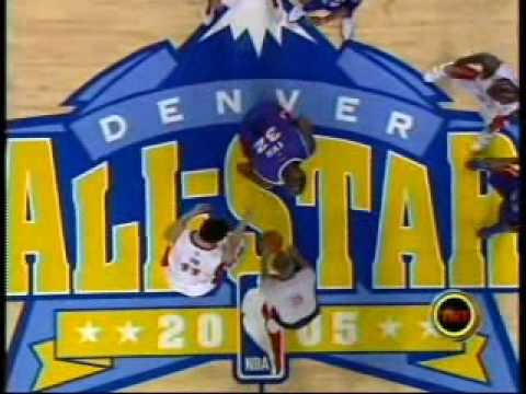 Kobe Bryant - 2005 All-Star Game Denver