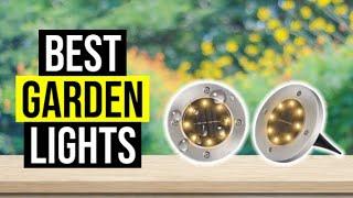 BEST GARDEN LIGHTS 2020 - Top 5