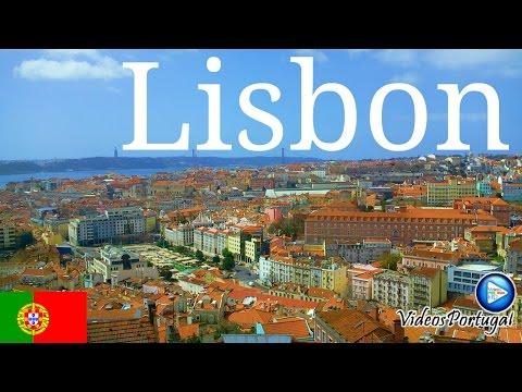 PORTUGAL: Spectacular Landscape City Lisbon Lisbonne Lisboa Europe Top Travel Tour - Beautiful Video