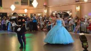 Video Jasmine's quinceanera  best (USMC) Father/daughter download MP3, 3GP, MP4, WEBM, AVI, FLV Agustus 2018