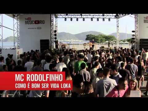 [POLÊMICA] MC Rodolfinho perde a linha pro DJ e abandona o palco no YouTube Music Rio