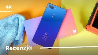 """Xiaomi Mi 8 Lite Recenzja """"Piękna obudowa z dobrze znanym wnętrzem"""""""