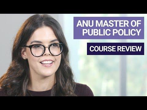 Master of Public Policy | Crawford School | Sarah Strugnell