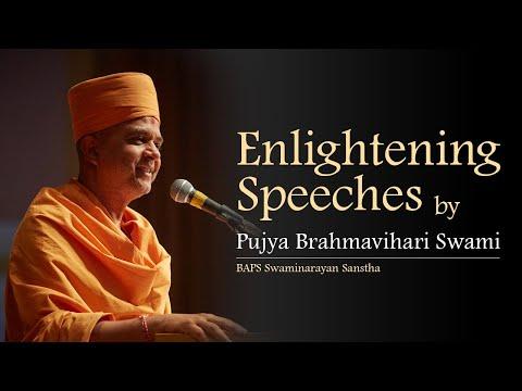 Inspirational Speech | Excellence in Execution - Akshardham, New Delhi by Brahmavihari Swami, BAPS