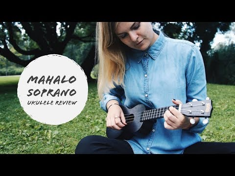 Mahalo Soprano Ukulele Review // Cover Of The Little Talks By The Monsters And Men