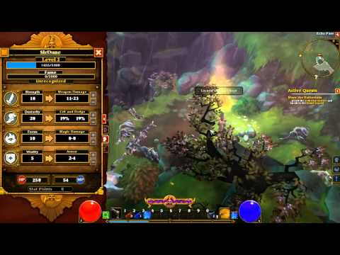 SirDune Plays Torchlight 2 Episode 1