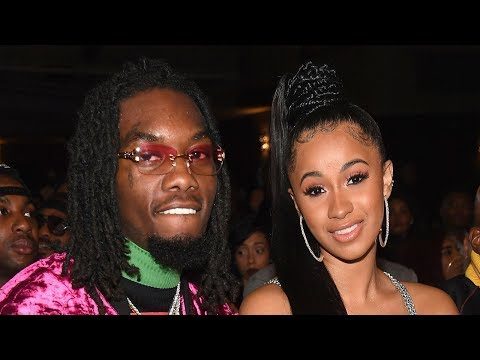 Cardi B DEFENDS Offset After Homophobic Lyric Controversy