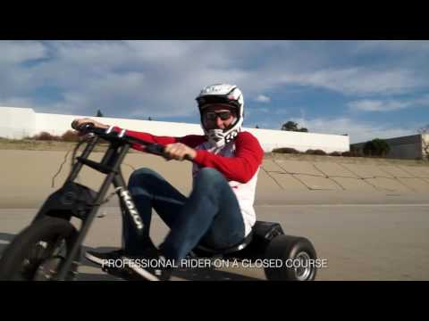 Introducing the DXT Electric Drift Trike!