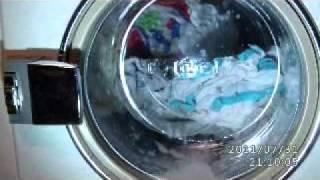 Miele DeLuxe 421 Boilwash with prewash 95°C