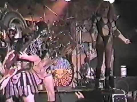 GWAR   City Gardens, Trenton, NJ  04 11 1988
