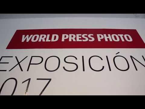 Experiencia World Press Photo 2017 Puebla, México.