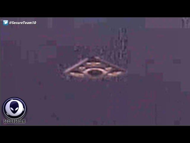 UNDENIABLE Alien Craft Caught In Motorist's Dashcam Footage 3/8/16