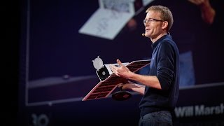 Tiny satellites that photograph the entire planet, every day | Will Marshall thumbnail