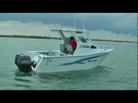 610 FREEDOM - Sea Jay Aluminium Boats - Plate Xtreme