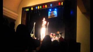lucas lkz live performance
