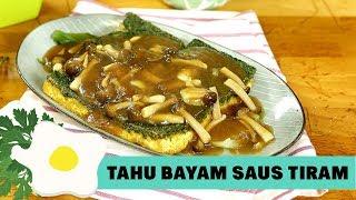 Resep Tahu Bayam Saus Tiram