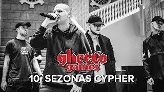Ghetto Games 10. Sezonas Cypher (NiklāvZ x Skutelis x rolands če x xantikvariāts x Rihards Štrauss)