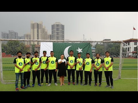 First Ever Big Cricket Tournament in Chengdu, China #Pakistan Consulate #Sichuan University